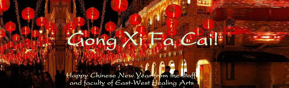 Gong Xi Fa Cai! Year