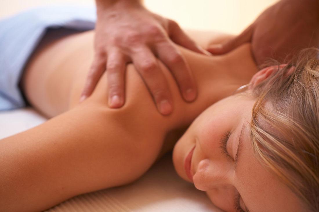Massage Benefits Deep tissue massage