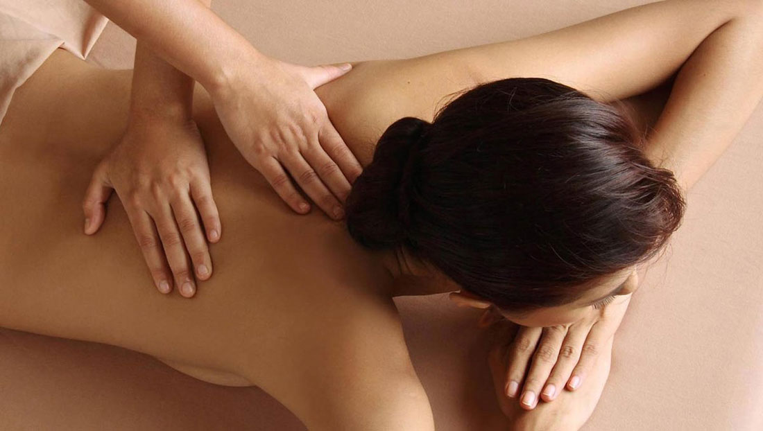 Massage Eases Alcohol Withdrawal Syndrome