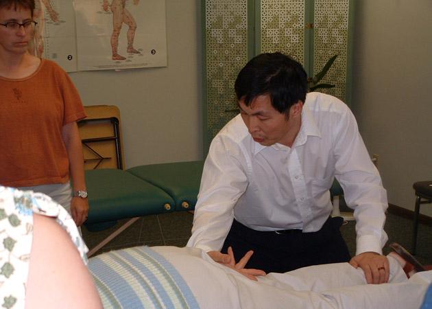 Massage School Open House