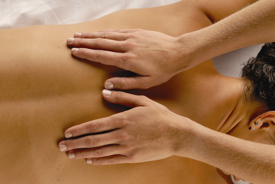 Massage for Postoperative Pain and Distress