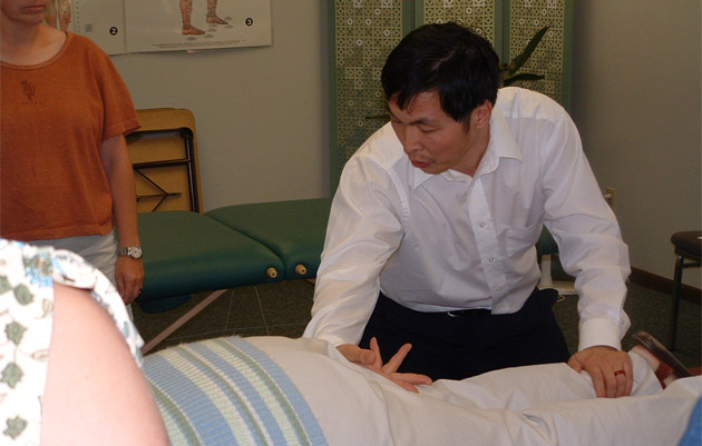 Massage Profession Information