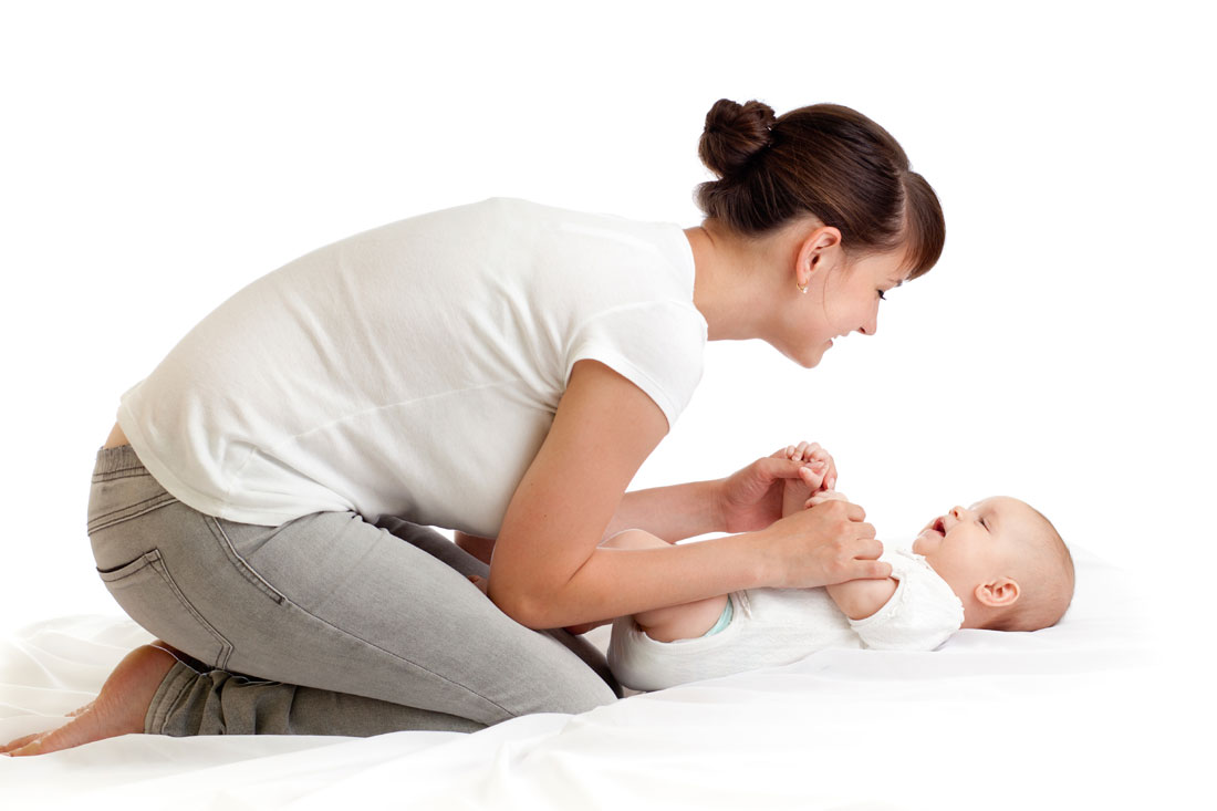 Massaging Kids Lowers Parents'Anxiety
