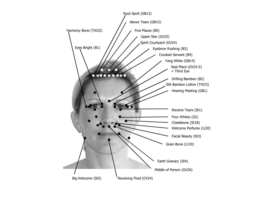 How to Apply Pressure to Acupressure Points - EWHAI ...